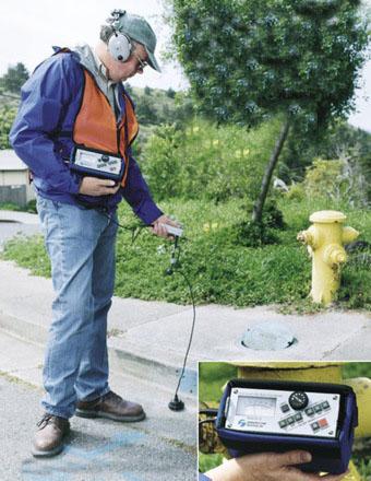 Leakspotters commercial leak detection - How is leak detection done?