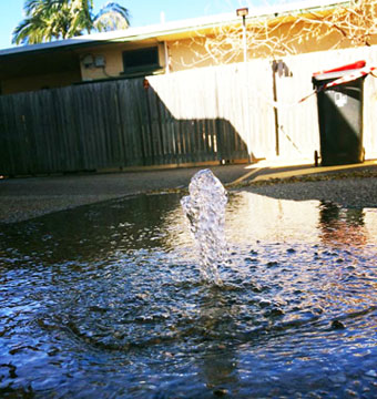 Leakspotters leak detection under concrete - CAN LEAKS BE FOUND UNDER CONCRETE OR DEEP IN GROUND?