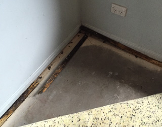 leak spotters gold coast leak repair - DO YOU SUSPECT YOU HAVE A SLAB LEAK?